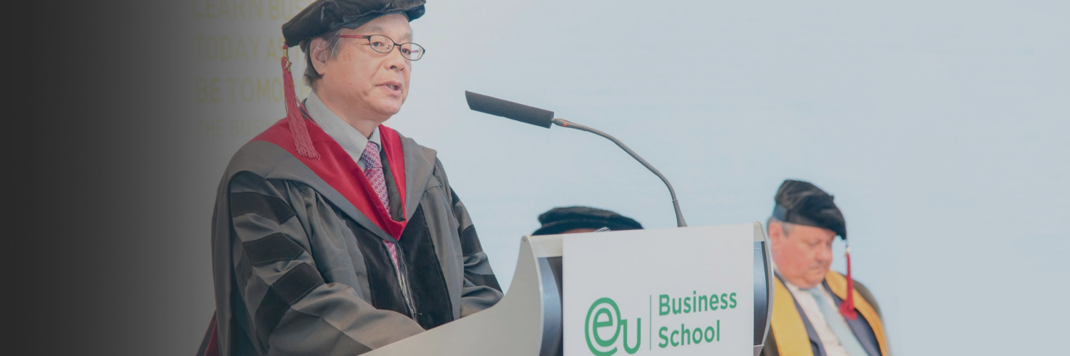 EU Business School MBA